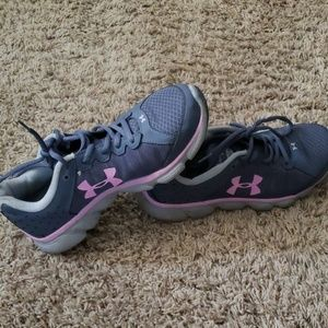 Womens under armour shoes